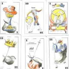 Barajas de cartas: BARAJA ESPAÑOLA TAURINA DE EL TORO. Nº 3260. Lote 151611530