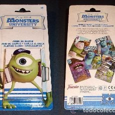 Barajas de cartas: BARAJA DE CARTAS MONSTERS UNIVERSITY (DISNEY - PIXAR) - FOURNIER. Lote 151625026