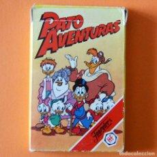 Barajas de cartas: PATO AVENTURAS - BARAJA INFANTIL FOURNIER - 1986 - CASI NUEVA - VER FOTOS. Lote 151625862