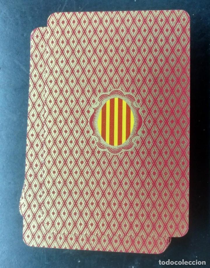 Barajas de cartas: baraja naipes, española - visca catalunya - molne - heraclio fournier - nueva pero desprecintada - Foto 2 - 151792870