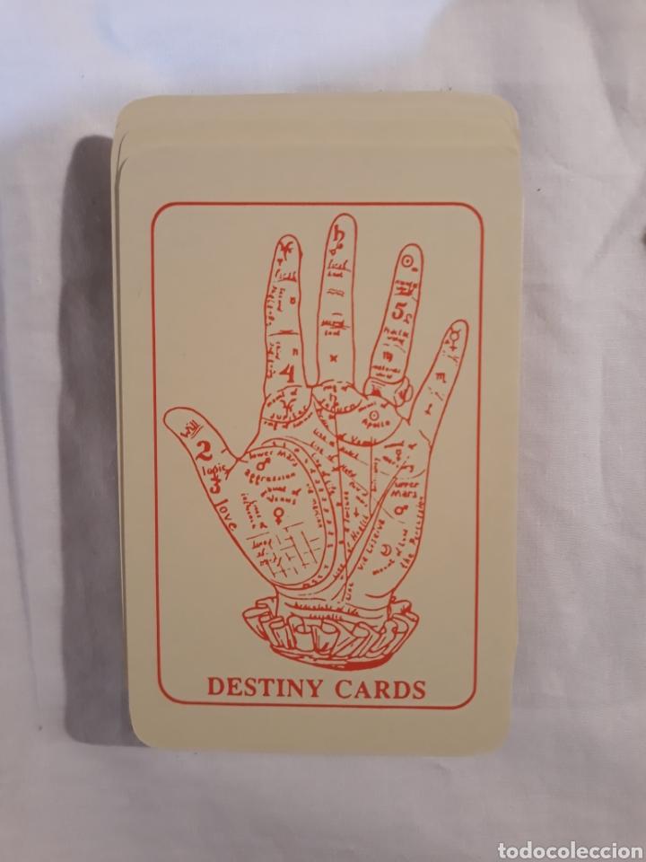 Barajas de cartas: Fortune telling destiny cards.completo 1991. - Foto 4 - 151853470