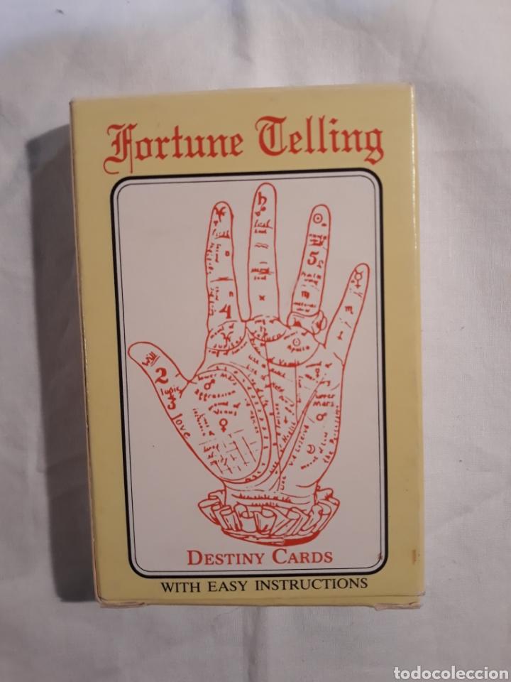Barajas de cartas: Fortune telling destiny cards.completo 1991. - Foto 5 - 151853470