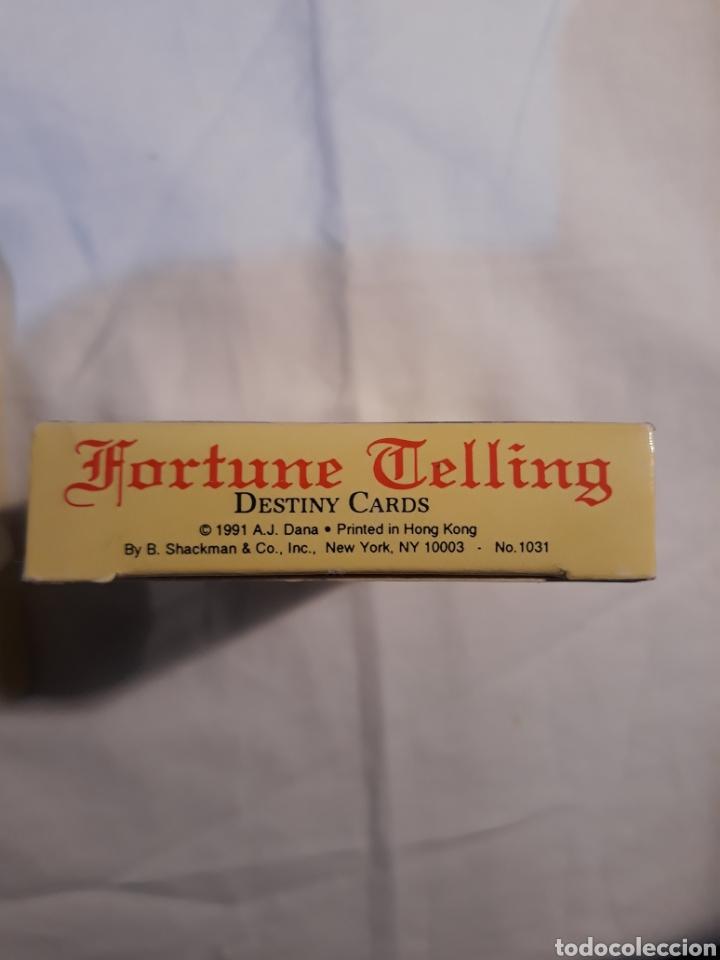 Barajas de cartas: Fortune telling destiny cards.completo 1991. - Foto 6 - 151853470