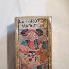 Barajas de cartas: LE TAROT DE MARSEILLE.FOURNIER.COMPLETO.. Lote 151854393