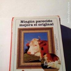 Barajas de cartas: BARAJA FOURNIER DE PUBLICIDAD IVOMEC. Lote 151863870