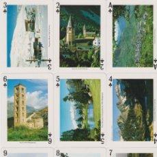 Barajas de cartas: BARAJA DE POKER - JOC DE CARTES DE CATALUNYA - 55 VISTES - 55 VISTAS DE CATALUÑA. EN CAJA. Lote 151887990