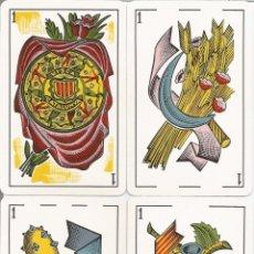 Barajas de cartas: BARAJA 50 CARTAS CATALANAS - MOLNÉ - VISCA CATALUNYA - PRECINTADA. Lote 151889398