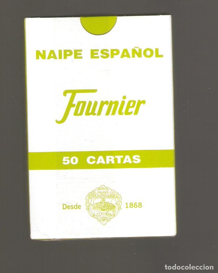 1 NAIPE FOURNIER BANKIA NUEVA SIN USAR (Juguetes y Juegos - Cartas y Naipes - Baraja Española)