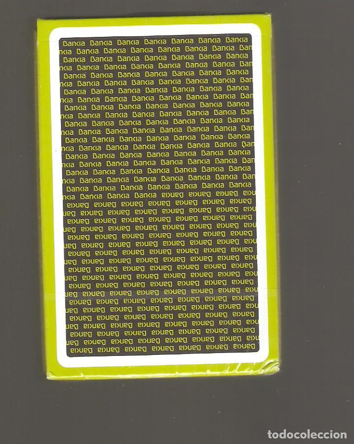 Barajas de cartas: 1 naipe fournier bankia nueva sin usar - Foto 2 - 151945846