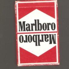 Barajas de cartas: 1 NAIPE BELGA MARLBORO USADO. Lote 151946806