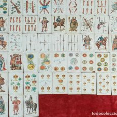 Barajas de cartas: BARAJA DE 48 NAIPES. CHOCOLATES EVARISTO JUNCOSA. BARCELONA. CIRCA 1930.. Lote 151958346