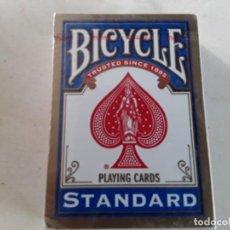 Barajas de cartas: BARAJA DE POKER BICYCLE,CON PRECINTO . Lote 152009290