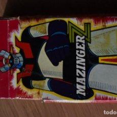 Barajas de cartas: BARAJA DE CARTAS MAZINGER Z. Lote 152250146