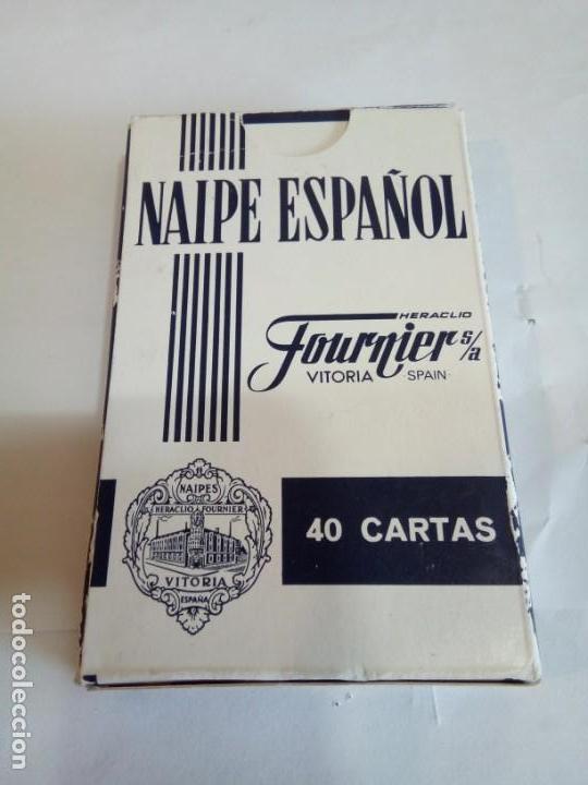 BARAJA FOURNIER DE PUBLICIDAD MEDEX (Juguetes y Juegos - Cartas y Naipes - Baraja Española)