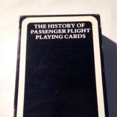 Barajas de cartas: BARAJA DE PUBLICIDAD BRITISH AIRWAYS. Lote 152271310