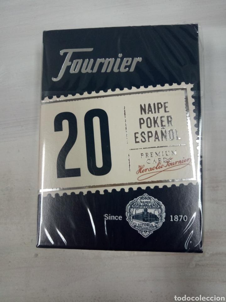 BARAJA Nº 20 POKER ESPAÑOL. (Juguetes y Juegos - Cartas y Naipes - Baraja Española)