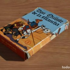 Barajas de cartas: BARAJA FOURNIER DON QUIJOTE DE LA MANCHA. Lote 152382442