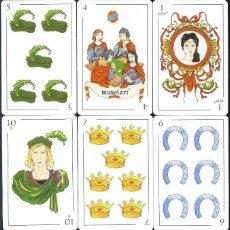 Barajas de cartas: BARAJA ESPAÑOLA MUSLARI-AÑO 2000. Lote 152488654