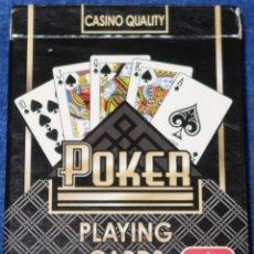 Barajas de cartas: CASINO QUALITY - PLAYING CARDS - CARTAMUNDI - BARAJA POKER. Lote 152697322