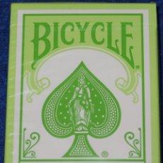 Barajas de cartas: PLAYING CARDS - BICYCLE - BARAJA POKER ¡PRECINTADA!. Lote 152697406