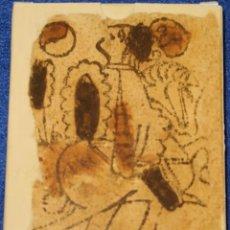 Baralhos de cartas: BARAJA A LA MORISCA - ITALIA - SIGLO XIV (1390) - FACSIMIL ¡IMPECABLE!. Lote 152698458
