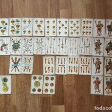 Barajas de cartas: BARAJA ESPAÑOLA CARTAS, REVERSO PUBLICITARIO CHOCOLATE ANGELICAL. Lote 153126066
