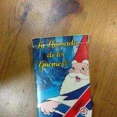 Barajas de cartas: BARAJA DE CARTAS DE HERACLIO FOURNIER DE LA LLAMADA DE LOS GNOMOS. DEL AÑO 1987. Lote 153262182