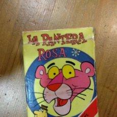 Jeux de cartes: BARAJA DE CARTAS LA PANTERA ROSA - HERACLIO FOURNIER . Lote 153448070