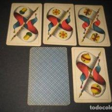 Barajas de cartas: ANTIGUA BARAJA NAIPES PIATNIK. Lote 153533678