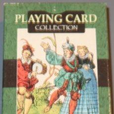 Barajas de cartas: PLAYING CARD COLLECTION - RENACIMIENTO ALEMAN - BARAJA DE POKER. Lote 153597214