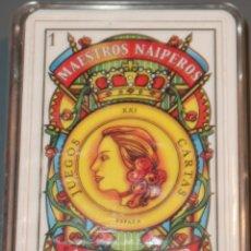 Barajas de cartas: AZAHAR - MAESTROS NAIPEROS - BARAJA ESPAÑOLA. Lote 153609606