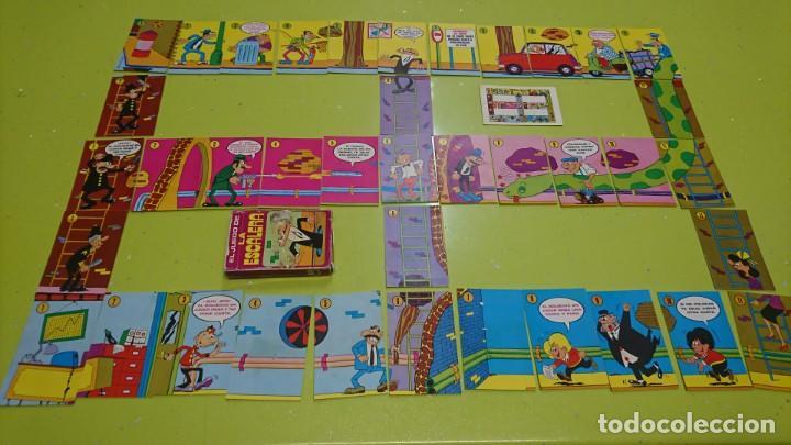 BARAJA EL JUEGO DE LA ESCALERA DE BRUGUERA, COMPLETA (Juguetes y Juegos - Cartas y Naipes - Barajas Infantiles)