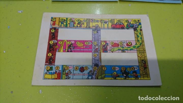 Barajas de cartas: BARAJA EL JUEGO DE LA ESCALERA DE BRUGUERA, COMPLETA - Foto 6 - 153646898