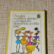 Jeux de cartes: BARAJA ESPAÑOLA CON ILUSTRACIONES DE HUMOR PASTAS GALLO Y EL AGUILA. Lote 153716862
