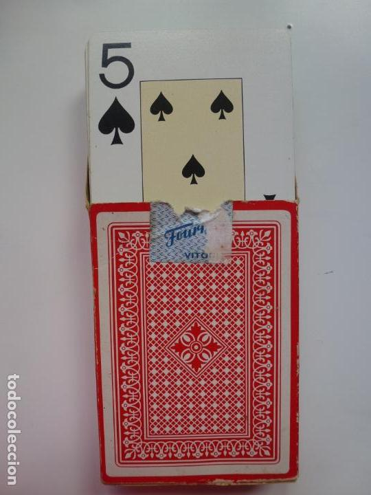 FOURNIER VITORIA. BARAJA PÓKER (Juguetes y Juegos - Cartas y Naipes - Barajas de Póker)
