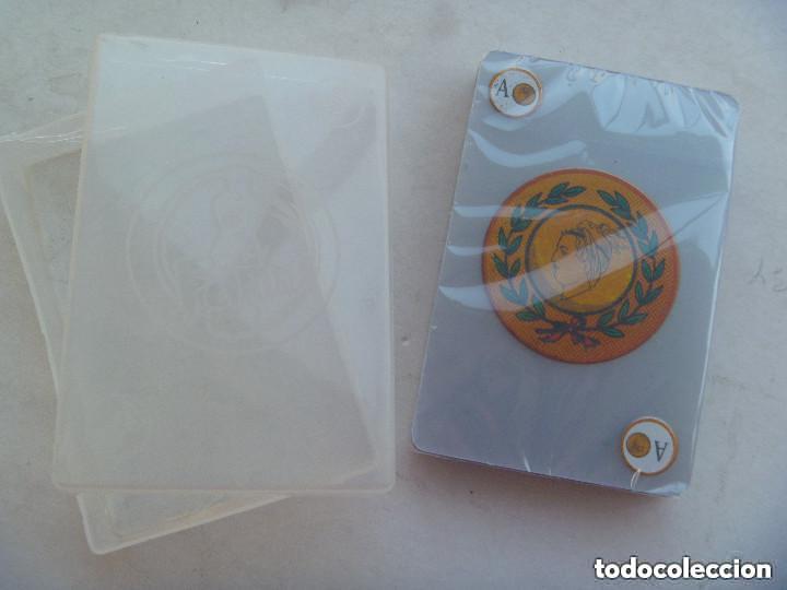 Barajas de cartas: BARAJA DE CARTAS DE PUBLICIDAD DE FANTA , DE PLASTICO. NUEVA SIN DESPRECINTAR, SIN USAR. - Foto 2 - 154297962