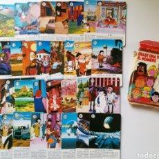 Barajas de cartas: BARAJA ERASE UNA VEZ EL HOMBRE . FOURNIER 1979 . 32 CARTAS .. Lote 154300472