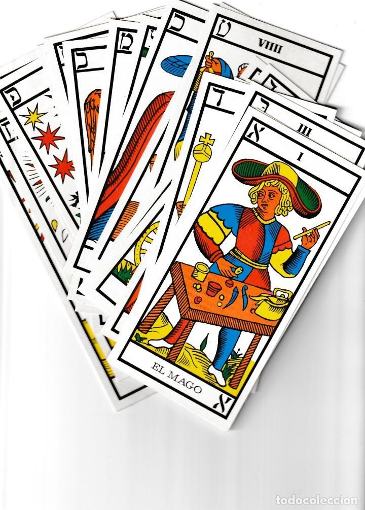 TAROT DE GALES (Juguetes y Juegos - Cartas y Naipes - Barajas Tarot)