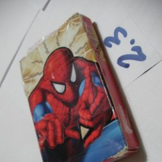 Barajas de cartas: CARTAS FOURNIER SPIDERMAN. Lote 154388586
