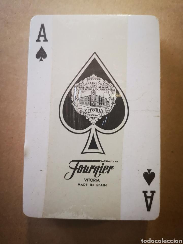 BARAJA POKER HERACLIO FOURNIER (Juguetes y Juegos - Cartas y Naipes - Barajas de Póker)