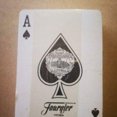 Barajas de cartas: BARAJA POKER HERACLIO FOURNIER. Lote 154414098