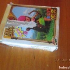 Barajas de cartas: CLASH OF CLANS -BARAJA DE 55 CARTAS TIPO POKER -CON CAJA -COMPLETA. Lote 154496170