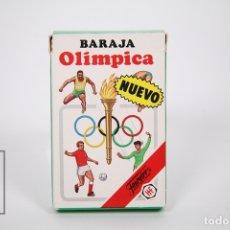 Barajas de cartas: BARAJA DE CARTAS INFANTIL - BARAJA OLÍMPICA - FOURNIER - 33 CARTAS - COMPLETA. Lote 154953070