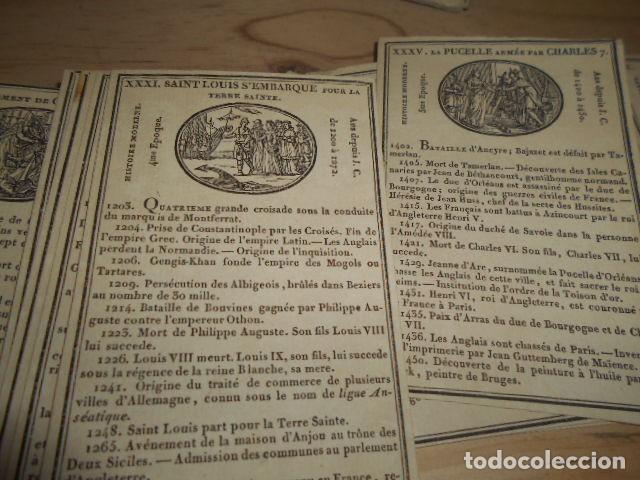 Barajas de cartas: 1811 / Juego de 46 cartas - Foto 7 - 155016774