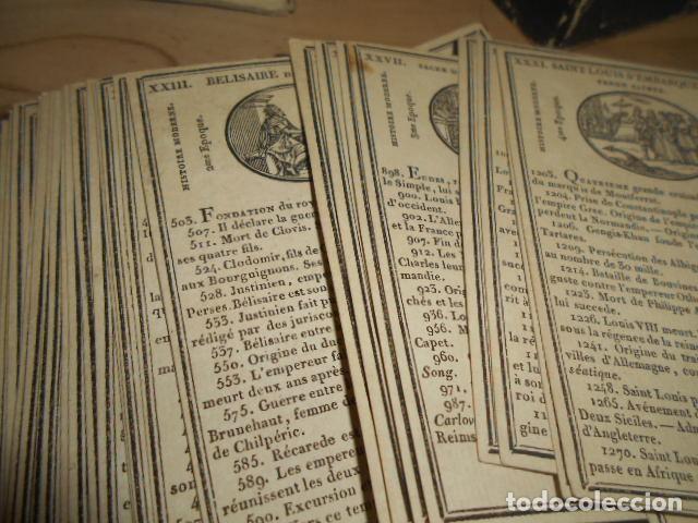 Barajas de cartas: 1811 / Juego de 46 cartas - Foto 8 - 155016774