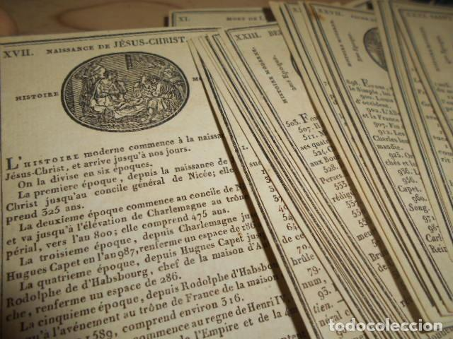 Barajas de cartas: 1811 / Juego de 46 cartas - Foto 9 - 155016774