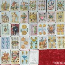 Barajas de cartas: BARAJA DE 41 CARTAS. NAIPE HISTÓRICO HIBEROAMERICANO. FOURNIER. 1929. . Lote 155086266