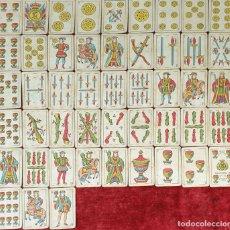 Barajas de cartas: BARAJA CLÁSICA DE 48 CARTAS. HERACLIO FOURNIER Nº 5. ESPAÑA. CIRCA 1940.. Lote 155102782