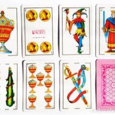 Barajas de cartas: JUEGO DE NAIPES - ORO DE LEY NAIPES MILANO. Lote 155272974