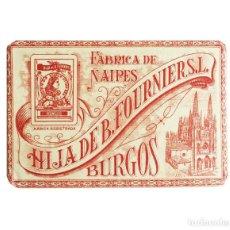 Barajas de cartas: JUEGO DE NAIPES -FELIPE V, OPACO 1ª N 188, SIN TIMBRE 1964. Lote 155288578